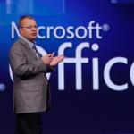 NOKIA nombra a un ejecutivo de Microsoft como su nuevo CEO
