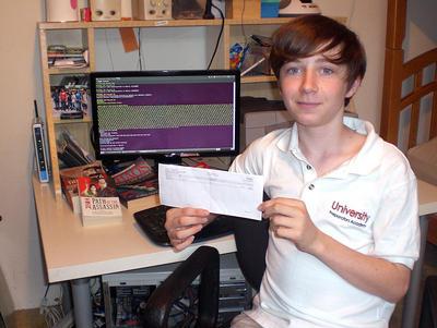 Alex Miller: Joven de 12 años detecta error crítico en Mozilla y recibe su cheque de US$ 3.000