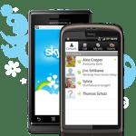 Cliente oficial de Skype para Android finalmente disponible
