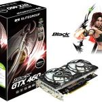 Review ECS GTX460 Black (1GB)