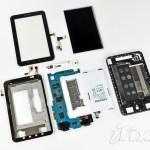 Geek Pr0n: Samsung Galaxy Tab al desnudo