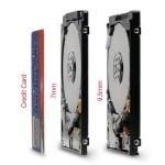 Hitachi Travelstar Z5K500, 500GB en sólo 7mm de altura