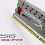"Kingston muestra sus próximas memorias DDR3 HyperX ""Genesis"""