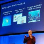 La próxima versión de Windows vendrá con soporte para ARM