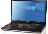 Dell actualiza sus XPS con Sandy Bridge y GeForce GT500M