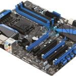 Placa MSI Z68A-GD80 (B3) revelada en nuevas fotografías.