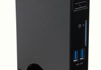 Foxconn NT-A3500 mini-PC con AMD Fusion