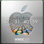 Widget de Countdown para la WWDC 2011 en tu Dashboard