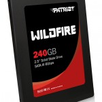 Patriot WildFire SSD: SATA3 + SF-2200 = 555MB/s