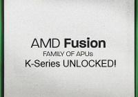 AMD prepara 2 APU K-Series desbloqueadas