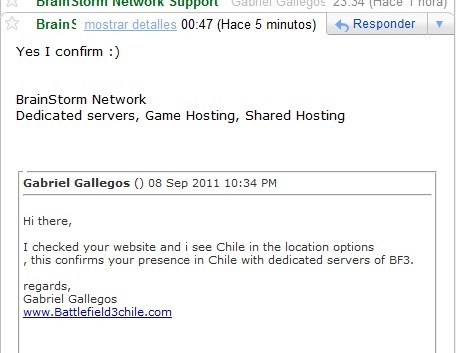 Confirman Servidores dedicados para Battlefield 3 en Chile y nuevo trailer del single-player