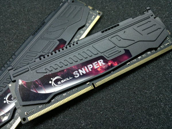 Review Express: G.Skill Sniper [1600 MHz 9-9-9-24 1.5V]