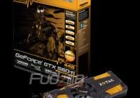 Zotac GeForce GTX 560 Ti 448 CUDA Cores revelada