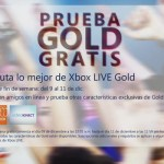 Xbox Live gratis por este fin de semana.