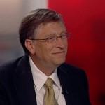 Bill Gates dice que no paga suficientes impuestos