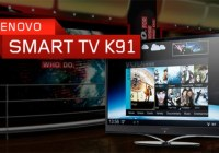CES2012: Lenovo K91 Smart TV [Android 4.0 y CPU a 1.5Ghz + panel IPS, 3D, 240Hz y más mucho más]