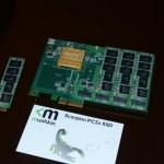 CES2012: Mushkin revelas sus SSD Chronos GO, Atlas y Scorpion