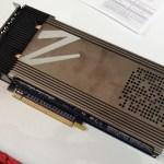 CES2012: OCZ Z-Drive R4 SSD PCIe x16 con 6.6GB/s de transferencia