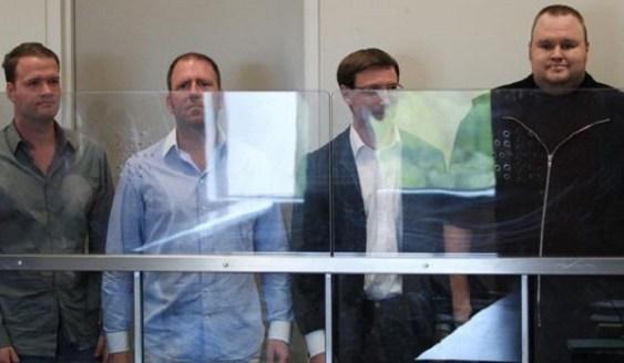 Arrestan otros dos ejecutivos de Megaupload