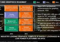 Algunos rumores sobre las próximas AMD Radeon HD 8000 series (Sea Island)