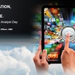 AMD revela sus futuros productos en el AMD Financial Analyst Day 2012