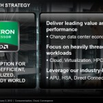 AMD Financial Analyst Day: Roadmap Server revela sucesores de Piledriver