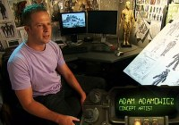 Fallece Adam Adamowicz, artista conceptual detrás de Skyrim y Fallout 3
