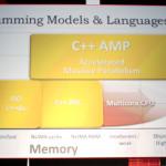 AMD anuncia lenguaje heterogéneo C ++ AMP 1.2 para desarrolladores