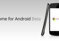 Google lanza Chrome Beta para Android 4.0