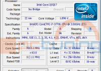 Intel Core i7-3770K (Ivy Bridge) OverClockeado a 7Ghz, 100% de OC!