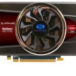 Primera foto de la Sapphire Radeon HD 7770