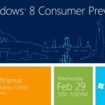 Recuerden: Hoy sale Windows 8 Consumer Preview