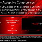 """Vuelven a surgir datos de """"Tenerife"""", aka Radeon HD 8970 (Sea Island)."""