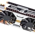 Más fotografías de la Zotac GTX 680 GamerForce