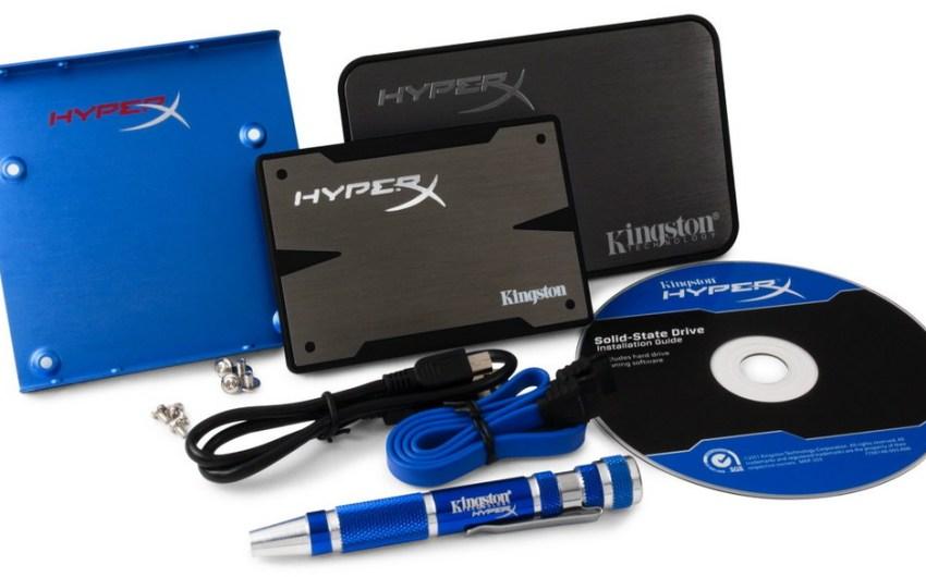 Kingston Digital anuncia sus nuevos SSD HyperX 3K