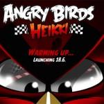Rovio prepara: Angry Birds Heikki para el 18 de Junio