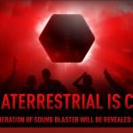 Creative prepara el lanzamiento nuevos productos Sound Blaster