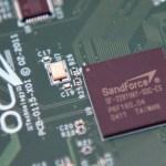 Controladores SandForce SF-2281 con encriptación AES limitada