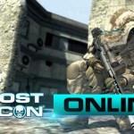 Prueba el beta público de Ghost Recon Online