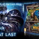 World of Warcraft: Wrath of the Lich King se suma al Battle Chest.