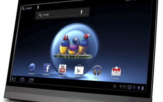 ViewSonic VSD220 Smart Display con Android 4.0 y Soc OMAP 4