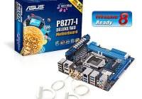 ASUS anuncia la P8Z77-I Deluxe/WD