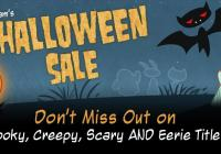 Steam presenta sus ofertas de Halloween.
