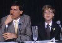 Cómo cambian las cosas!: Bill Gates estuvo en un evento Apple en 1983 (Video)