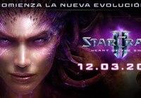 StarCraft II: Heart of the Swarm ya tiene fecha de lanzamiento.
