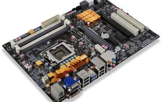 "Algunos nombres de modelo de placas ECS con chipset 8-series para ""Haswell"""