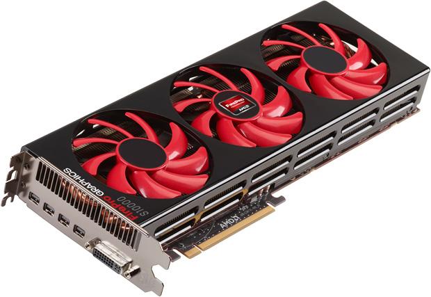 AMD anuncia la FirePro S10000 12 GB Edition