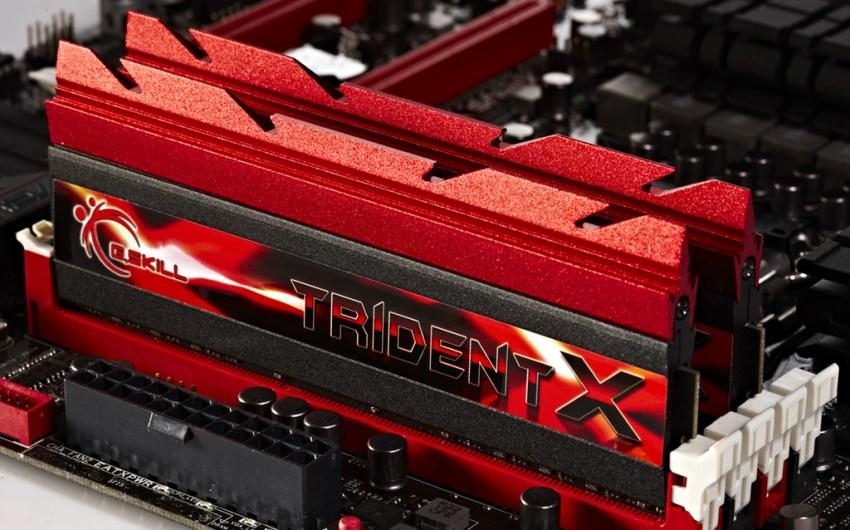 Review: G.Skill Trident X 2400MHz 8GB (F3-2400C10D-8GTX)
