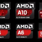 Se filtran algunos modelos de AMD Richland, el refresco de Trinity