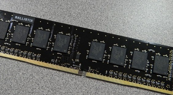 CES2013: Crucial anuncia sus módulos Crucial Ballistix DDR4